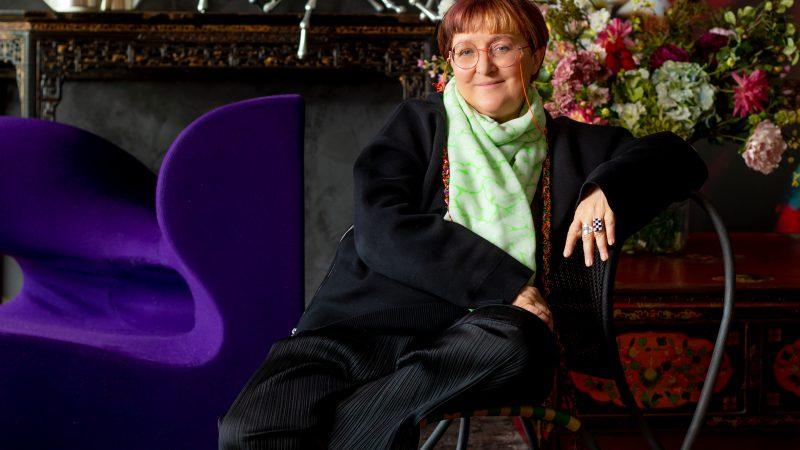 Patrizia Moroso: creative and innovatory spirit