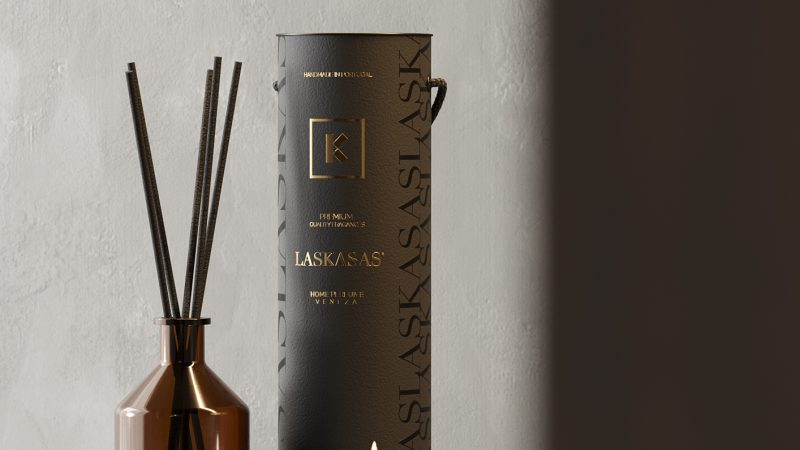 Laskasas launches exclusive home fragrance