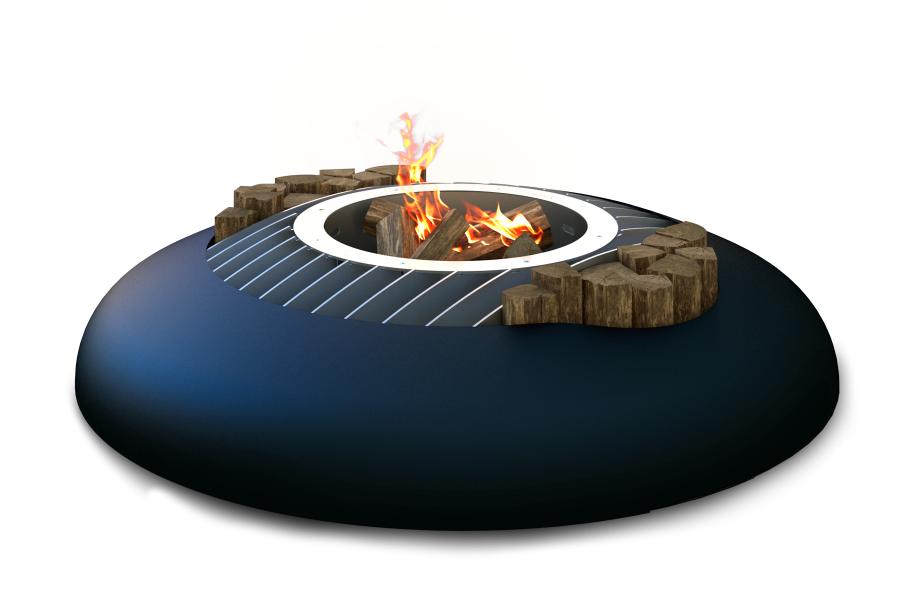 Lareira Mime – Glammfire