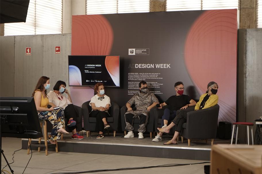 Mobiliário em Notícia na AD Design Week