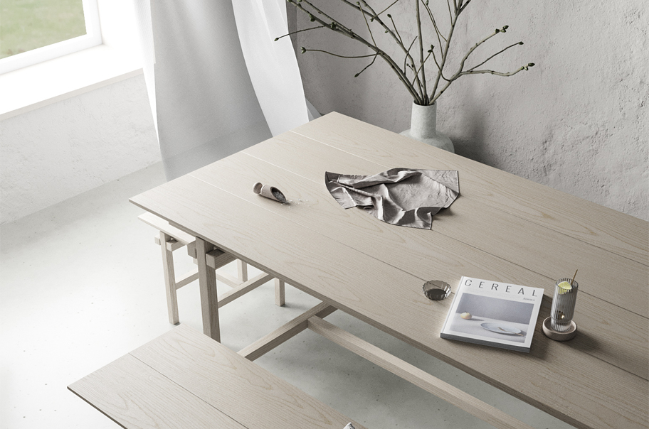 MUTE collection | Tiago Curioni & Raphael Garcia